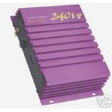 240-Watt ULTRASONIC POWER AMP (4 ultrasound transducer)