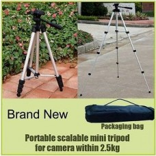 Universal Telescopic Portable Tripod